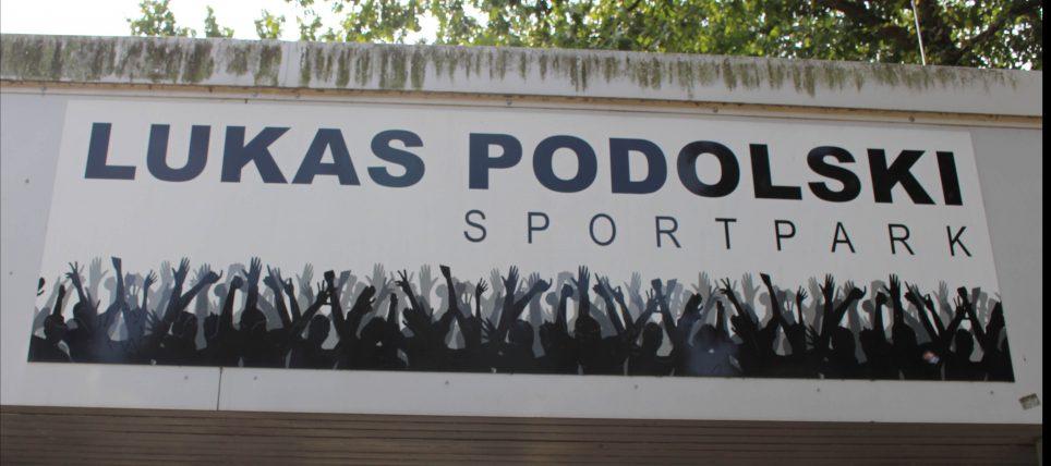 Aktuelle Situation im Lukas-Podolski-Sportpark